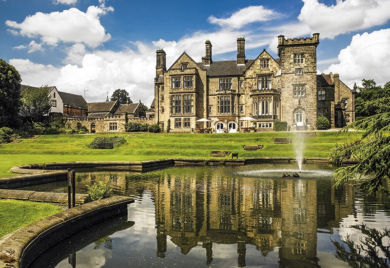 Marriott Hotel & Country Club - Breadsall Priory