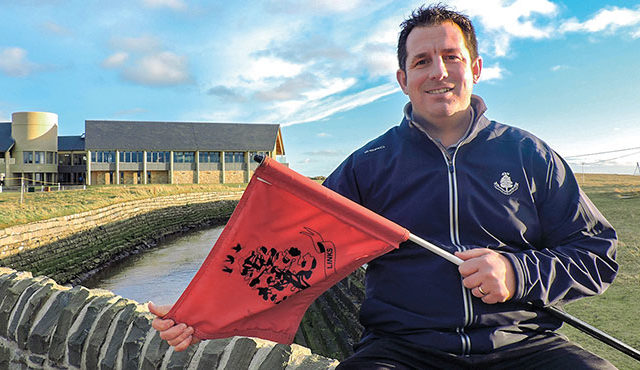 Craig Boath has been named the new Links Superintendent at Carnoustie Golf Links