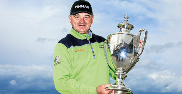 LAWRIE SAVOURS HOME SUCCESS AT CRAIGIELAW WITH SCOTTISH SENIOR OPEN WIN