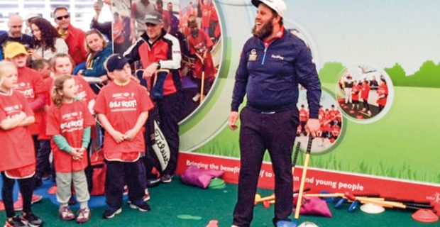 Beef links up with the Golf Foundation
