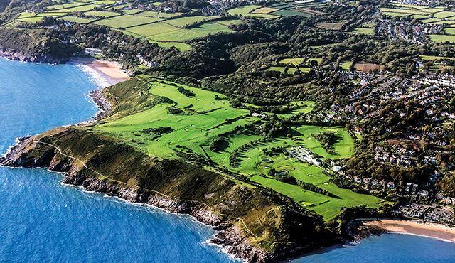 Swansea-based Langland Bay has received the first Wales Golf 'Club of the Decade' Award after undertaking  a host of improvements, including introducing more than  300 people to play golf regularly.