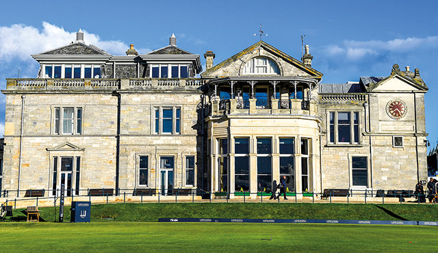 The R&A has unveiled plans for a  multi-million pound revamp of its iconic  St Andrews clubhouse.