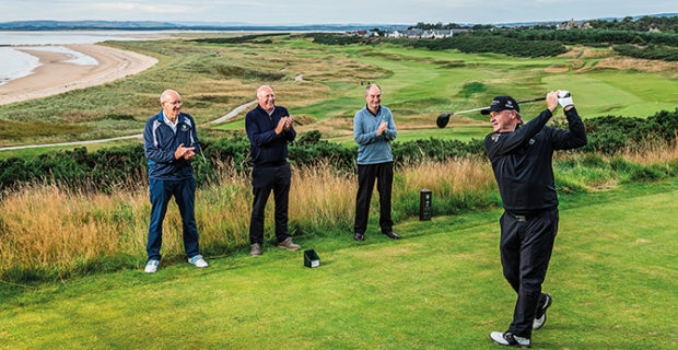 LAWRIE WELCOMES 'BEAUTIFUL' REDESIGN OF ROYAL DORNOCH 7TH