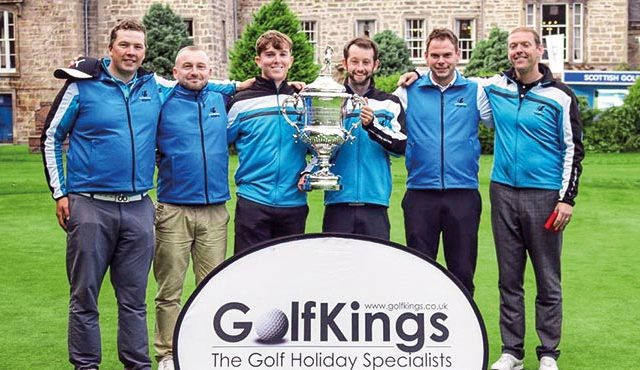 Men's Area Team Championship glory for North District