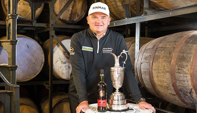 Former Open champion Paul Lawrie has joined Colin Montgomerie in agreeing an exciting partnership