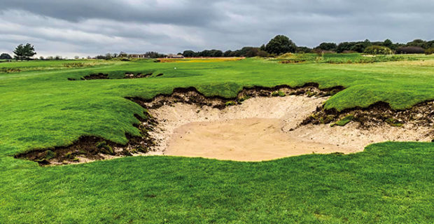 North Foreland gears up for crucial year with major course investment and renovation work