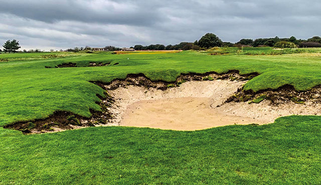 North Foreland Golf Club has completed