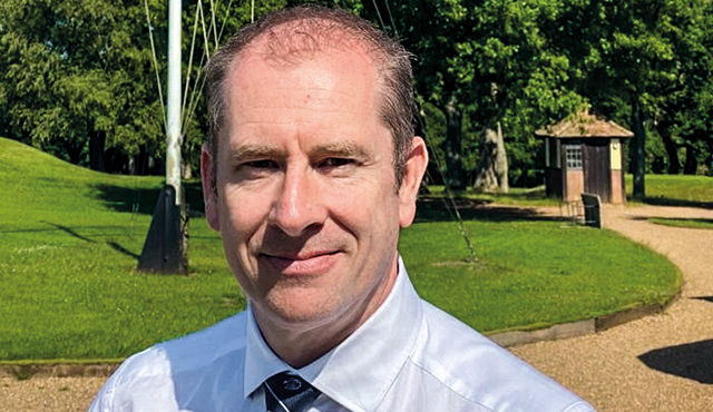 Tandridge Golf Club has appointed Luke Edgcumbe as its new general manager