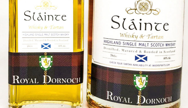ROYAL DORNOCH SETS THE BALL ROLLING ON NEW WHISKY