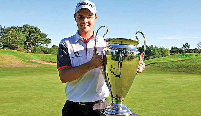 McDonald sizzles to EuroPro win