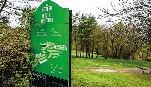 Plans to transform a Bath golf club