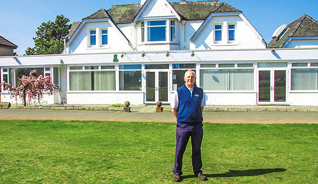 Club set to buy former Broughty clubhouse in a major vote of confidence. MONIFIETH Golf Links is set to receive a lift with the announcement of a brand new central hub building for members and visitors alike to use before and after their round at the historic Angus courses.