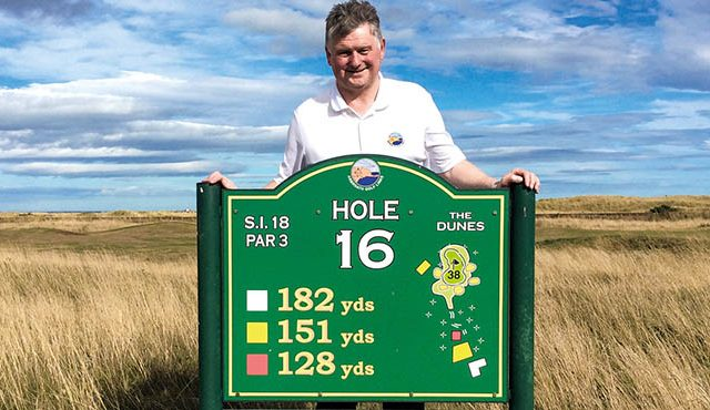 Arbroath Golf Links professional Lindsay Ewart is retiring after 39 years at the helm.