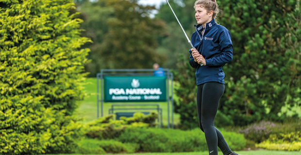Top independent school teams up with Gleneagles to launch golf programme