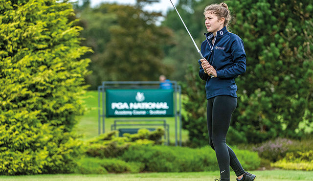 Top independent school Dollar Academy has unveiled details of its new golf programme in partnership with Gleneagles.