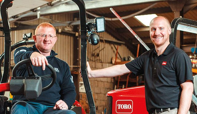 Gullane course manager hails Toro performance