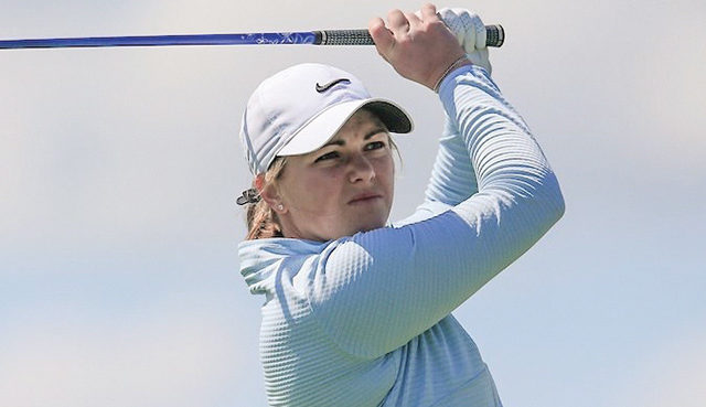 Rookie pro McCook agrees tie-in  with Solheim Cup venue Gleneagles