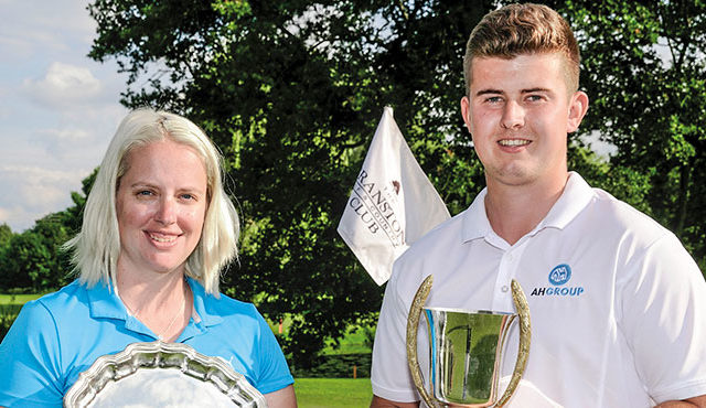 Ninety-one MEN AND twenty-one lady golfers competed at the annual Branston Golf & Country Club two-day club championships... read more...