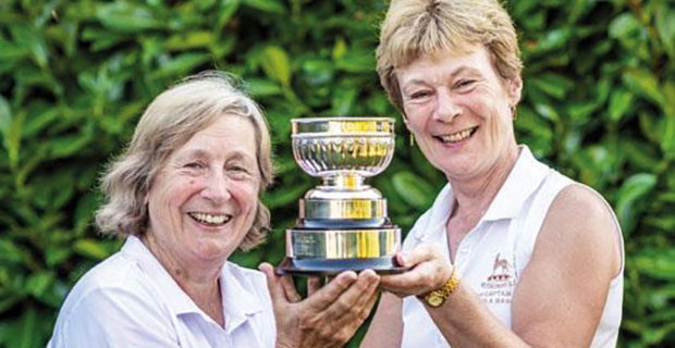 LINCOLNSHIRE DUO WIN NATIONAL PAIRS FINAL