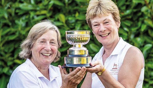 duo from Belton Park Golf Club notched