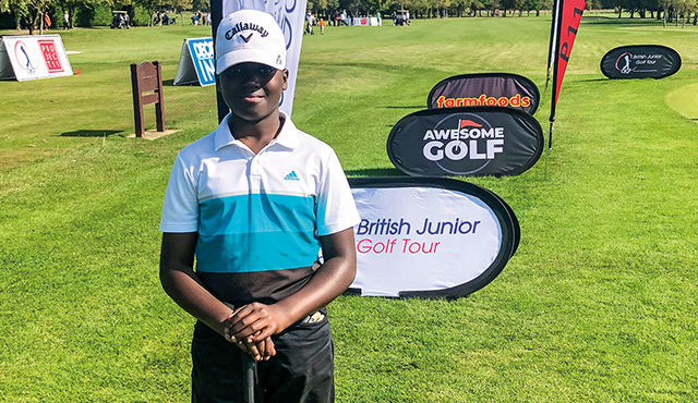 Ten-year-old secures three-peat as he preps for big California appearance