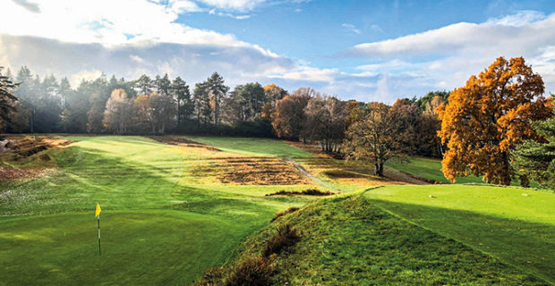 The new owners at Sunningdale Heath