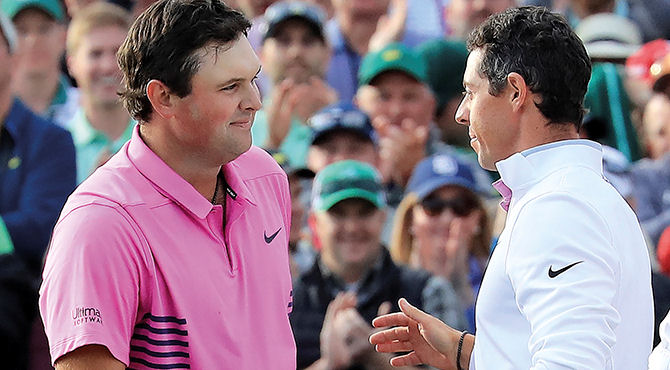Rory McIlroy has dismissed suggestions that he needs to work on the mental side of his game after passing up the chance to complete the career grand slam