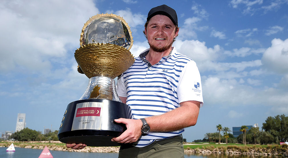 "ENGLISH star Eddie Pepperell has said he hopes to have some 'prettier' wins in the future after saying his Qatar Masters victory was a bit ""ugly""."
