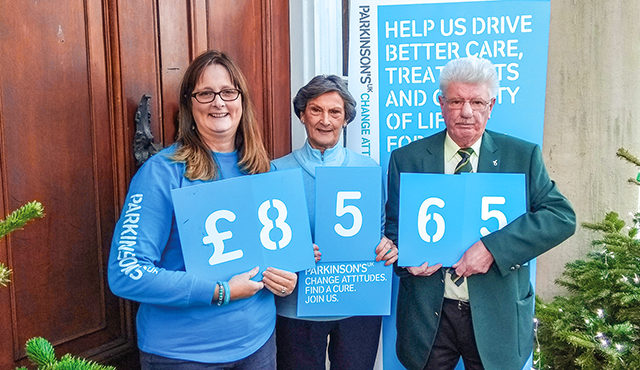Shifnal Golf Club in Shropshire has raised a momentous £8,565 for charity after a year of fundraising activities. read more...