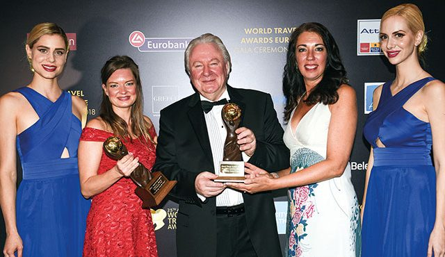 The Belfry Hotel & Resort had an outstanding result at the recent annual World Travel Awards