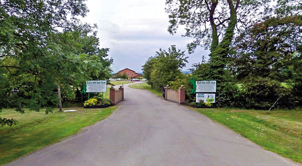 The gates of Park Hill Golf Club in Leicestershire were locked without staff being given prior warning and it is understood that owners, the Mee family, have sold up to