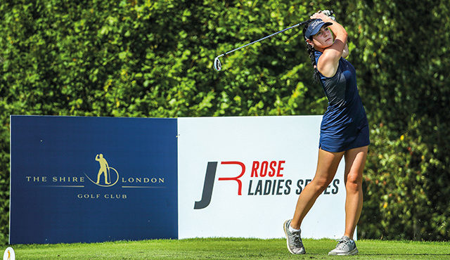Six Welsh amateur internationals had the chance to play alongside the likes of Solheim Cup players Georgia Hall, Charley Hull and Dame Laura Davies, in the series of events inspired by former US Open winner Justin Rose and his wife to plug the gaps in the schedule because of Coronavirus.