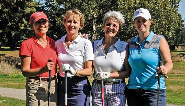 Inaugural Ladies Pro-Am at popular Surrey club goes down a storm
