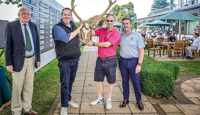 ANTLERS EVENT PROVES A HUGE SUCCESS