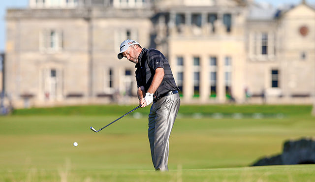 Damien McGrane is concerned about the depth of talent within Irish golf at present in the wake of chastening results for the home challengers at Galgorm Castle.