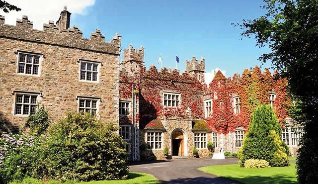 Waterford Castle Hotel & Golf Resort among the top five hotels on the Emerald Isle