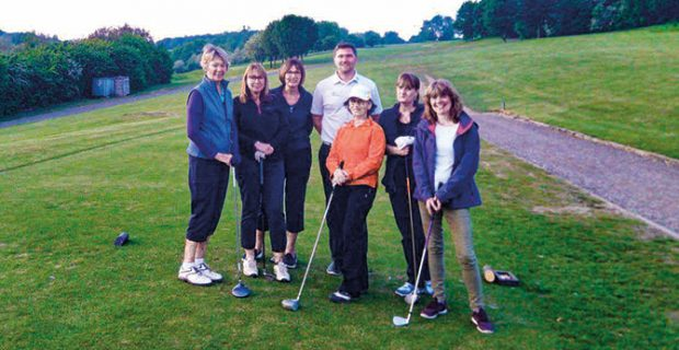 Wycombe Heights paves way for women golfers