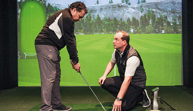 Free custom fitting on offer throughout 2019 at Essex club