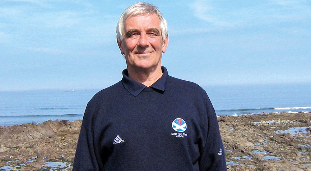 ONE of the most popular figures in Scottish amateur golf is to be honoured with an event bearing his name to raise valuable funds for junior golf in the country.