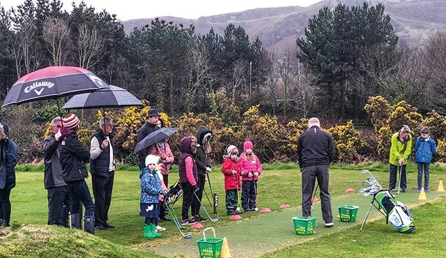 CONWY GOLF CLUB has become the first in the UK to sign up to The R&A's Women and Girl's Charter