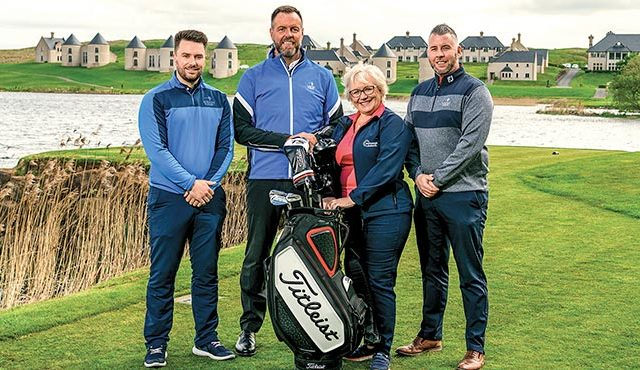 FERMANAGH LAKELAND TOURISM has teamed up with Lough Erne Resort to host a golf festival at the end of September. Read more...