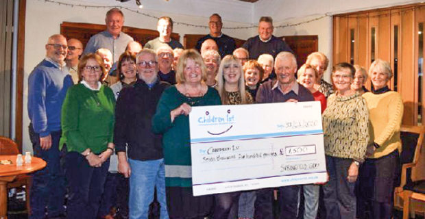 SOCIETY RAISE MASSIVE FUNDS
