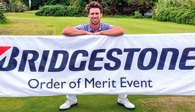 Castle International Alex Gleeson has finished first in the race for the Bridgestone Order of Merit.