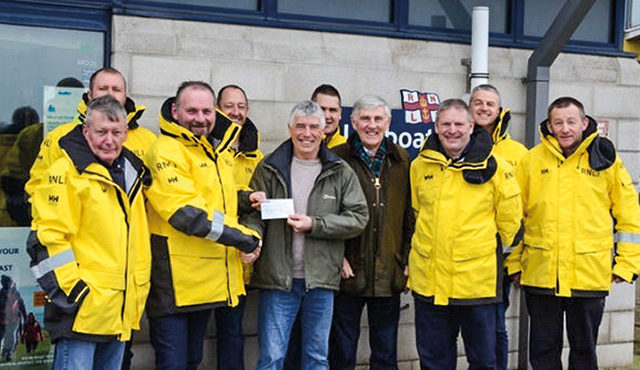 Eastbourne lifeboats has received a charitable donation from the Out of Bounders Golf Society. read more...