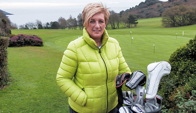 SWANSEA golfer Jeannine Chellew has become Lady Captain