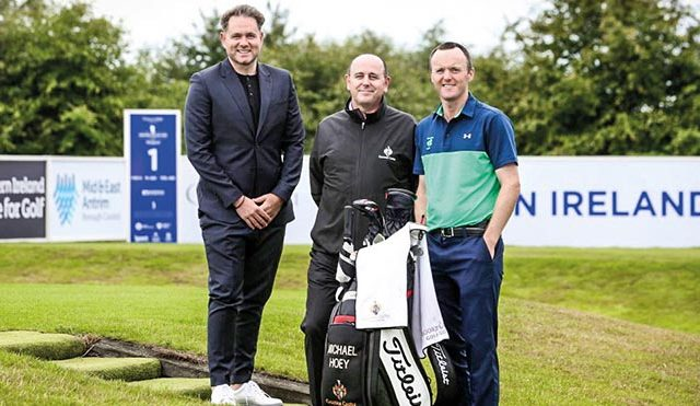 Modest! Golf, the management company headed by former One Direction band member Niall Horan