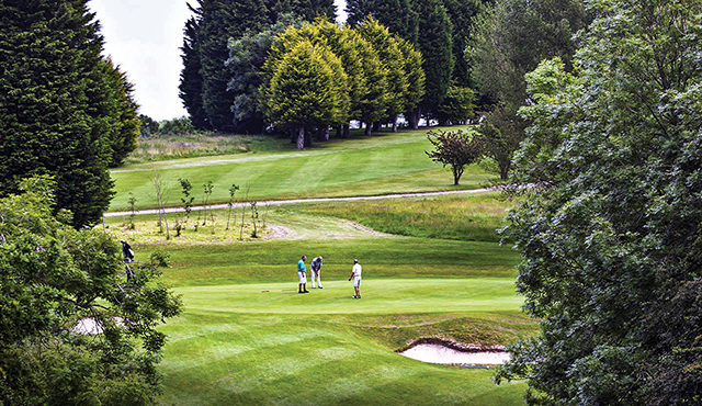 BRYNHILL Golf Club was the host club for this year's Wales Deaf Open... read more