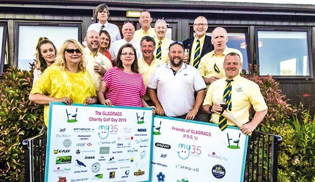 GOLF DAY HELPS TO RAISE VITAL FUNDS