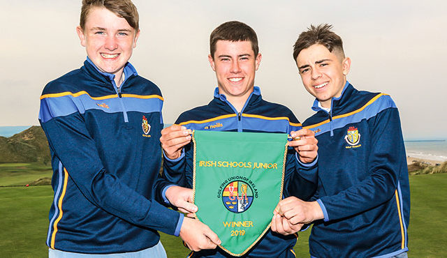 THE STUDENTS of Royal Belfast Academical Institution and Naas CBS had a week to remember, as they tasted success at the Irish Schools finals. RBAI made light work of the Irish Schools Senior Championship at Portstewart as they won for the second time in five years with a 4-1 victory over Blackrock College.