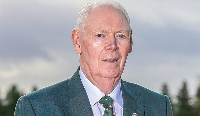 JIM MCGOVERN was elected President of the Golfing Union of Ireland